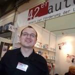 Am Stand der 42er Autoren