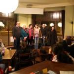 Zusammen mit Horst-Dieter Radke, Monika Detering, Ulrike Renk, Karen Lark und Heike Wolf.